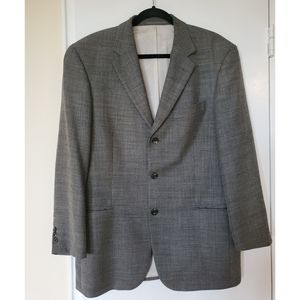 Hugo Boss Wool Suit Jacket